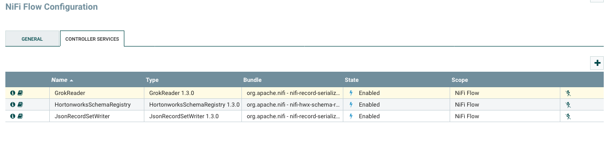 Apache NiFi - Records and Schema Registries